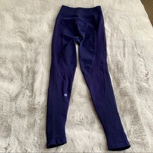 Lululemon Navy Blue Leggings